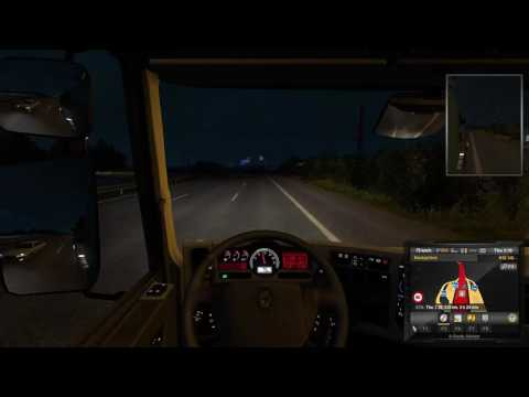 ETS2 Episode 12 Ford Transits to Dresden (D)
