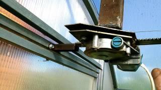 Первый этап реализации автоматического проветривания теплицы. Занимательная механика.(, 2016-06-14T12:47:00.000Z)