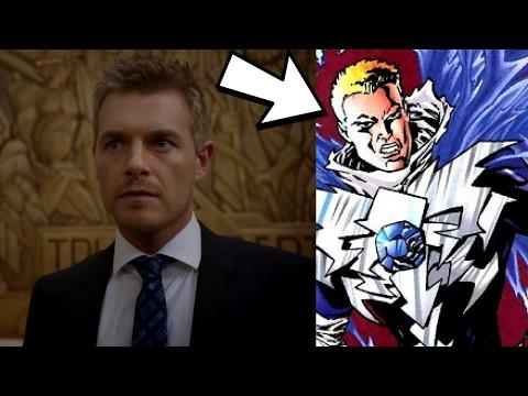 Cobalt Blue to be Flash Season 4 Villain ?!? - The Flash Season 3 & 4