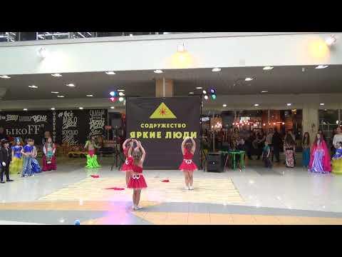 Некрасова Екатерина, Парферова Полина, Караваева Александра - SPRING DANCE FEST 2019