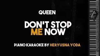 Don't Stop Me Now - Queen (Piano Karaoke Version)