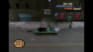 (Part 1) Grand Theft Auto III in 2019