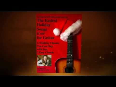 Easy Christmas Guitar Songs: Just G, C, and D. Free Sample Tabs!