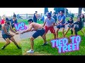 TUG OF WAR PRANK FOR CHARITY