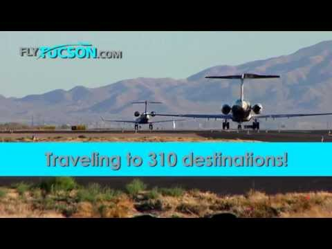 About the Tucson International Airport