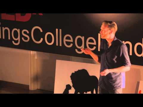 Paternity Leave in Modern Society | Johan Bävman | TEDxKingsCollegeLondon