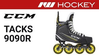 CCM Tacks 9090R Skate Review