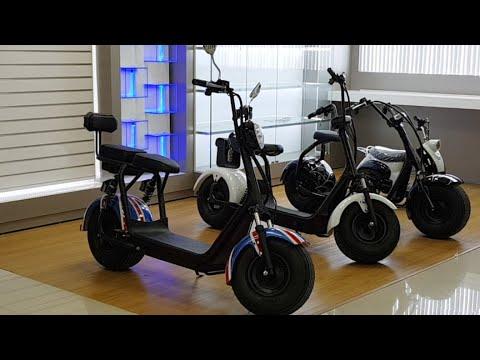 11054426e Scooter - Moto elétrica . Loja Computech live ao vivo Paraguai - YouTube