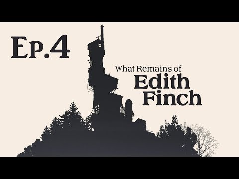 What Remains of Edith Finch - Il cimitero - Ep.4 - [Gameplay ITA]