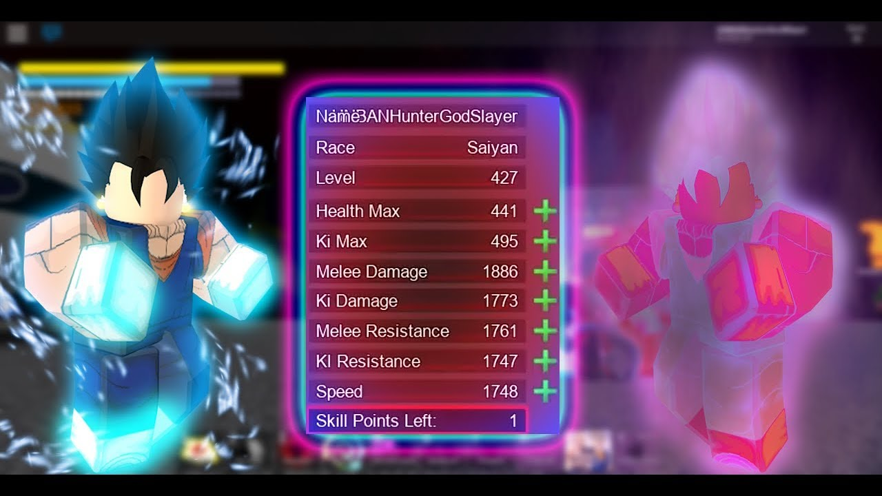 DRAGON BALL Z FINAL STAND | KAIO-KEN X20 BLUE!! | Strongest FUSION [1 8K+  STATS!!]