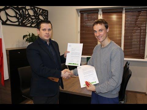 Piotr Żyła vs Tomasz Bujok - zakład skoczka z burmistrzem miasta Wisła - MŚ Lahti 2017