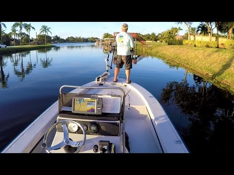 We Bought a NEW BOAT!!! First Time Fishing off the Flats Boat!