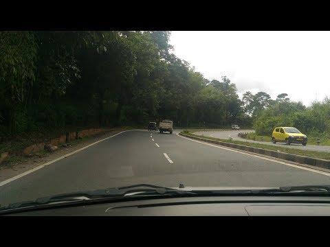 GUWAHATI to SHILLONG, Road journey,(Meghalaya) BY Road