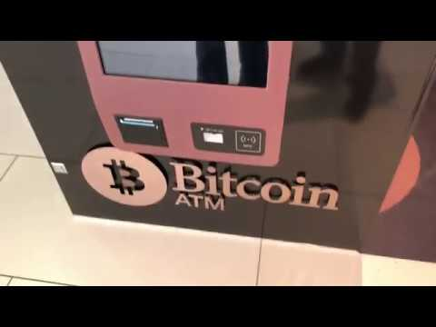 [Craig Geswindt] Buying At A Bitcoin ATM In Sandton City