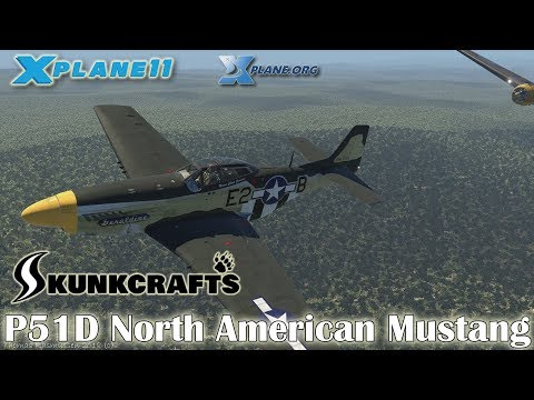 SkunkCrafts Mustang P-51D - The X-Plane General Discussions Forum