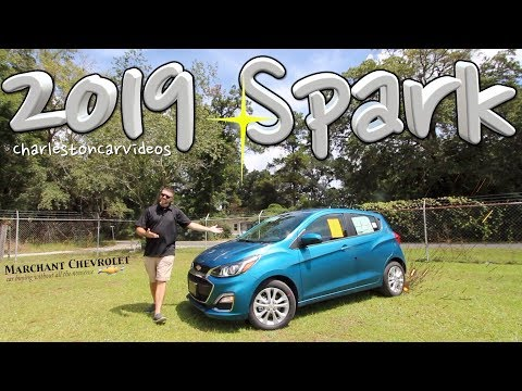 The Cutest Chevy Ever!!! 2019 Chevrolet Spark 1LT - IN DEPTH REVIEW
