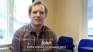 Video Saxoncourt Teacher Training - John : Celta trainee download MP3, 3GP, MP4, WEBM, AVI, FLV Mei 2018
