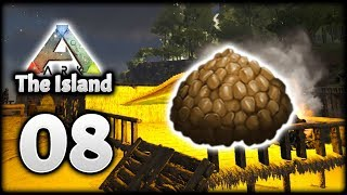 MY FIRST KIBBLE! Smithy & Refining Forge! | Let's Play ARK Survival Evolved: The Island | Episode 8