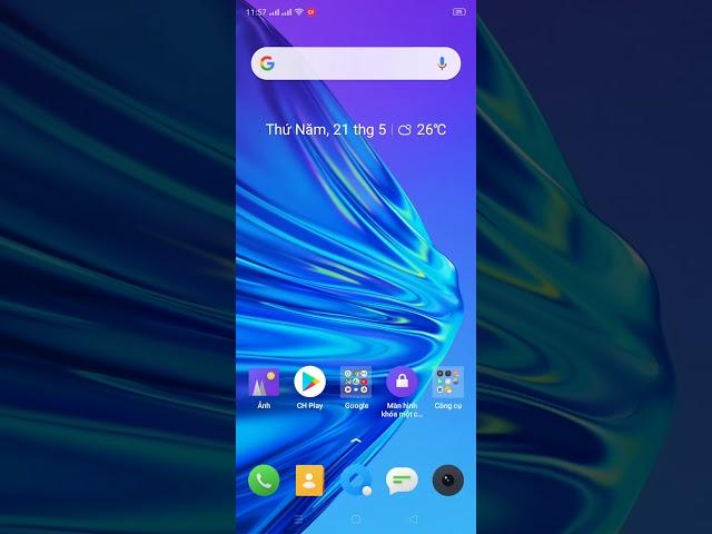 [TIN HOC MOI] Cách tắt tự quản cáo trên điện thoại realme