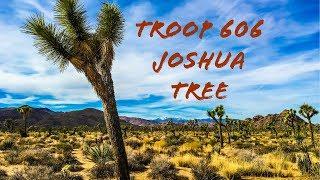 Joshua Tree National Park, Boy Scout Trail