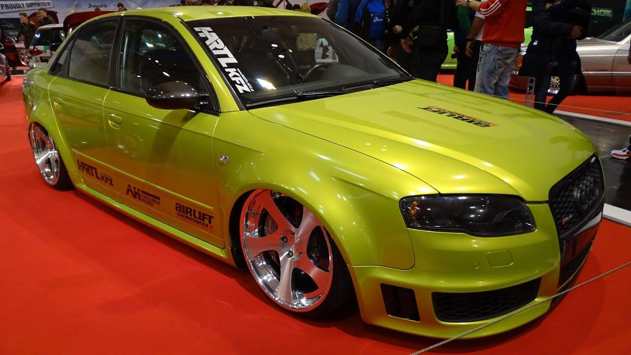 Audi Rs4 Tuning Rotiform Essen Motorshow 2014 Youtube