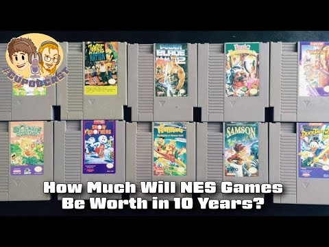 What Will NES Games Be Worth In 10 Years?