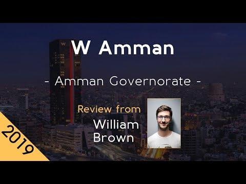 W Amman 5⭐ Review 2019