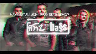 Daang*BASS BOOSTED* | Mankirt Aulakh | Deep Kahlon | Mix Singh |Speed Records|Urban Beats