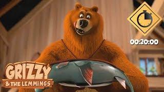 Скачать 20 Minutes De Grizzy Les Lemmings Compilation 07 Grizzy Les Lemmings
