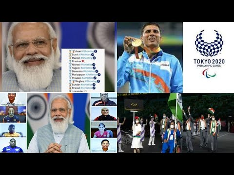PM Modi congratulates athletes India's medal tally reaches 15 Paralympics