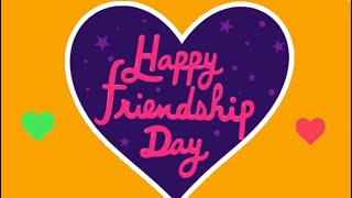 Happy Friendship Day Wishes, Greetings, Sms, Quotes, Whatsapp Video
