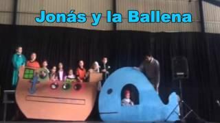 JONAS Y LA BALLENA CLUB  AVENTUREROS CENTRAL SAN JOSE