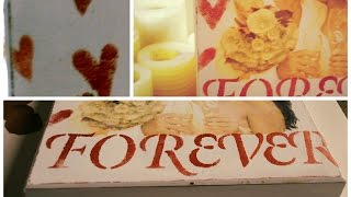 Diy How To Make A Personalized Wedding Gift Idea