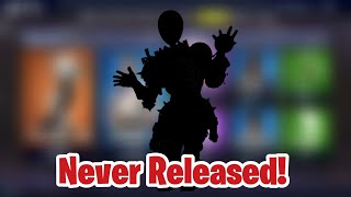 5 *LEAKED* Skins that May NEVER Come to Fortnite!