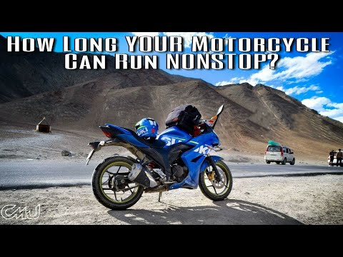 How Long you can Ride Your Motorcycle Non Stop?