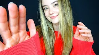 ASMR Whispering YOUR Positive Affirmations! Hand Movements, Page Flipping, Reading, Tapping