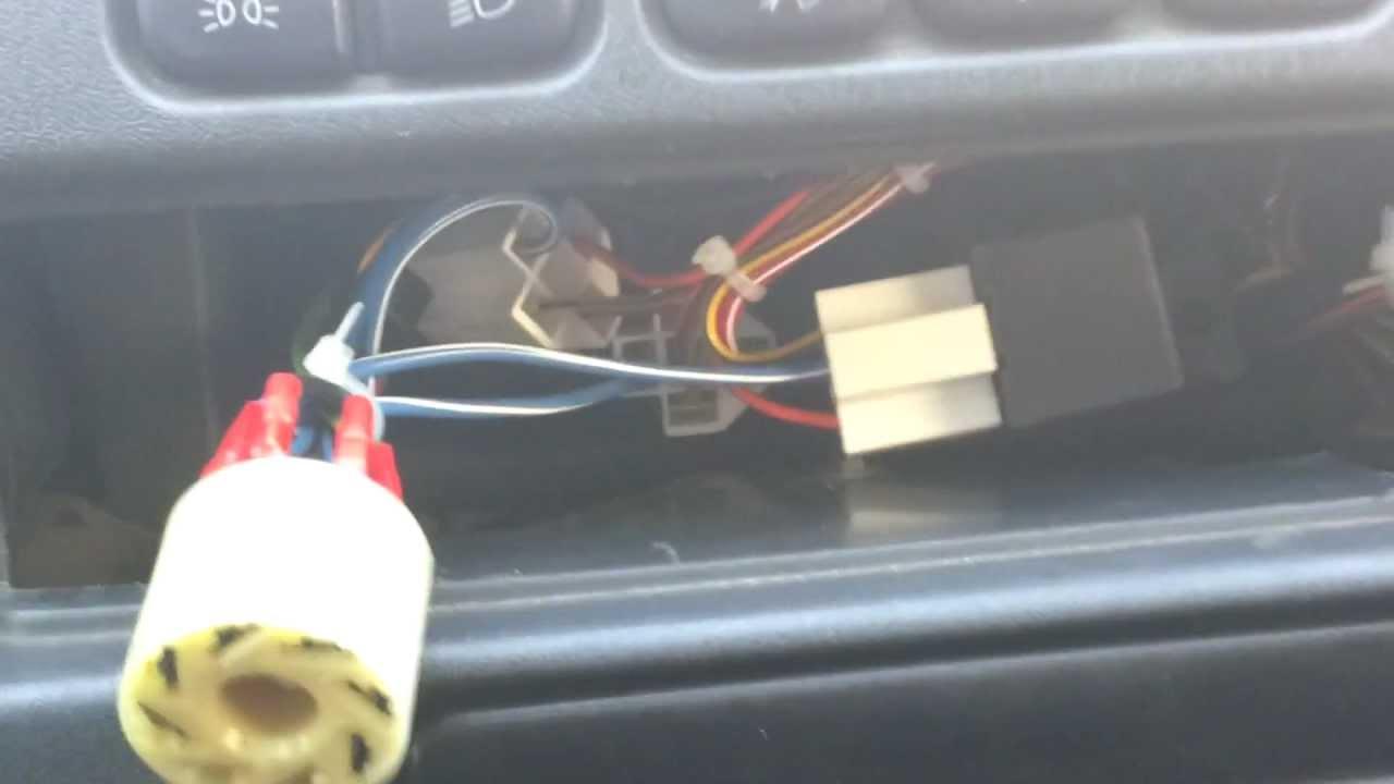 електро схема подключение сигнолизацый на ваз-2101