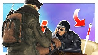 Blind Date but she's actually blind | Rainbow Six: Siege