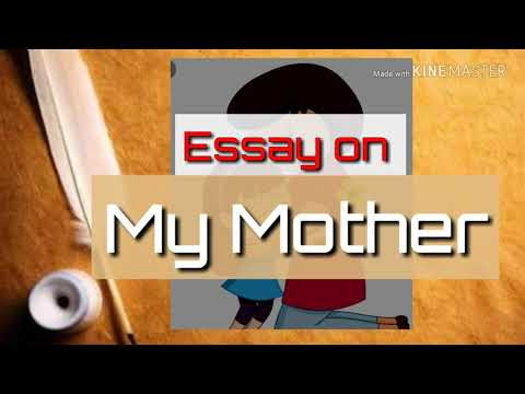 Lines Essay On My Mother For Kids In English  My Mother Essay   Lines Essay On My Mother For Kids In English  My Mother Essay For Class    And  Cbse