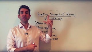 5 Things You Must Have In Your Trading Journal 📚📘