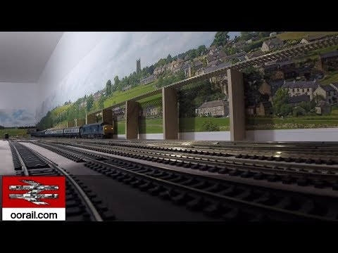 oorail.com | Building Elevated Track – Part 2