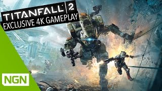 Titanfall 2: EXCLUSIVE 4K 60 FPS Single Player