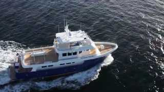 A YachtVid minute with:  Allseas 92' Expedition Yacht
