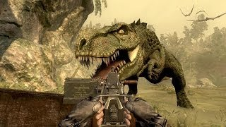 Jurassic The Hunted PC Gameplay | 1080p