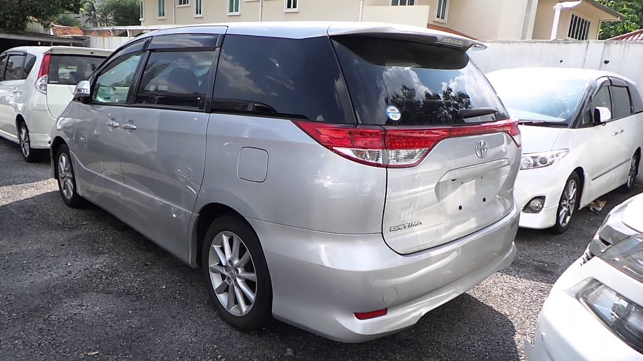 Cars For Sale in Malaysia TOYOTA ESTIMA mudah motortrader