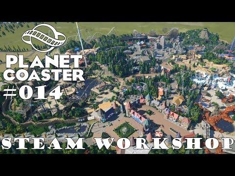 Planet Coaster Themenpark by mpc18 - Community Park 🎢 PLANET COASTER 🎠 Park Vorstellung #014