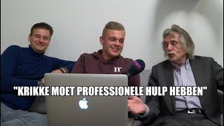 Johan Derksen: 'Bram Krikke heeft professionele hulp nodig'