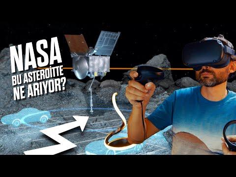 NASA Bennu asteroidinde ne arıyor?