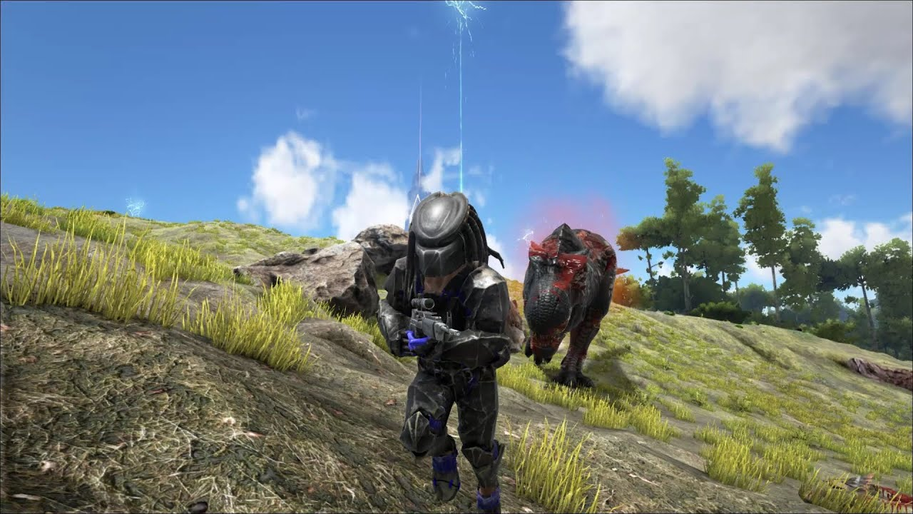Ark survival evolved item spotlight advanced sniper rifle ark survival evolved item spotlight advanced sniper rifle hunting alphas youtube malvernweather Image collections
