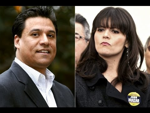 Councilman Jose Huizar calls former aide's sexual harassment allegations 'false'